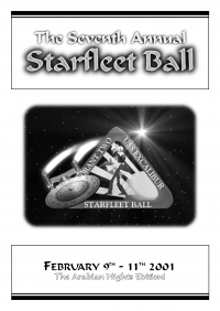 Sci-Fi Ball 7 (formerly the Starfleet Ball)