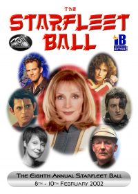 Sci-Fi Ball 8 (formerly the Starfleet Ball)
