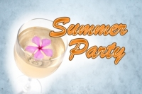 Summer Party with Dominic Keating