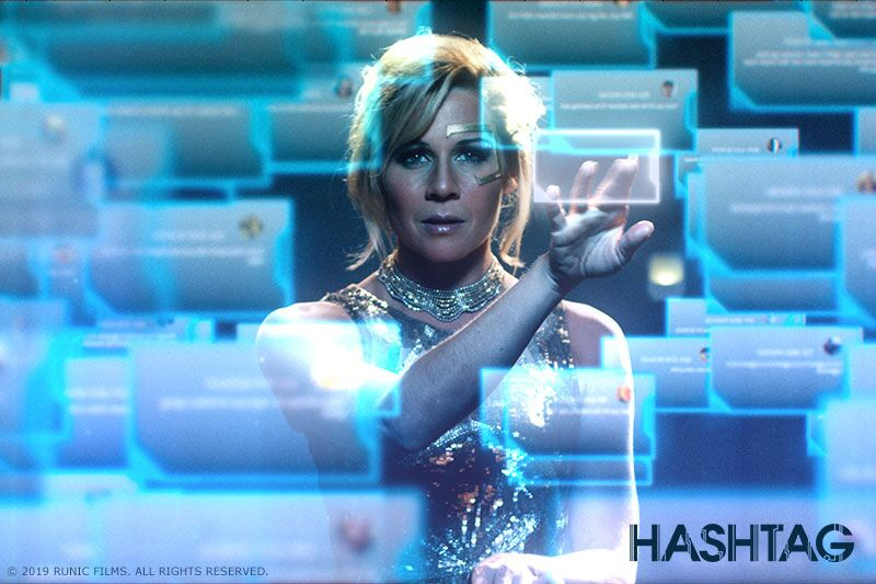 UK premiere of Hashtag to be screened at Sci-Fi Ball 25 in aid of the Teenage Cancer Trust Logo